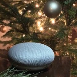 Google Home Mini for the Holidays
