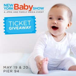 Ticket Giveaway to the New York Baby Show