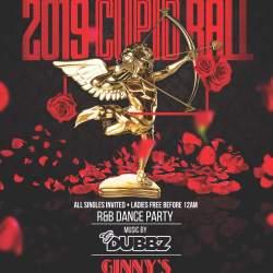 2019 Cupid's Ball with DJ Dubbz