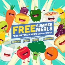 Free Summer Meal Locations in the Bronx