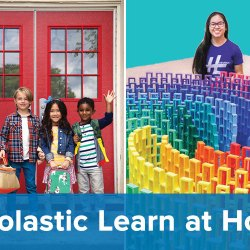 Scholastic Offering 20 Days Worth of Online Learning