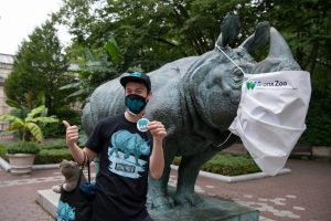 Register for the 13th Annual Run for the Wild 5K & 3K Family Fun Run/Walk at the Bronx Zoo