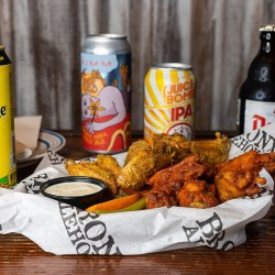 Bronx Restaurants Offering Super Bowl Sunday Take-Out Specials