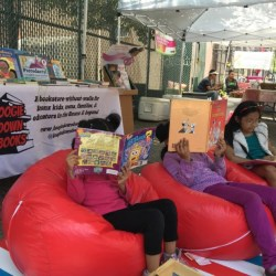 Boogie Down Books Launches Outdoor Storytime on Saturdays In and Around the Bronx