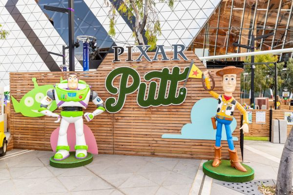 Tickets on Sale for Pixar Inspired Mini Golf Experience Pop Up in Battery Park