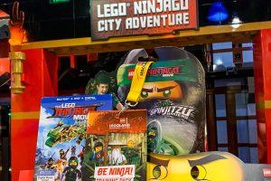 Celebrate 10 Years of Lego Ninjago with LEGOLAND Giveaway