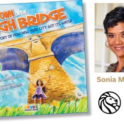 "Bronx Children's Museum Donates Sonia Manzano's ""The Lowdown on the High Bridge"" to all Bronx Library Branches"