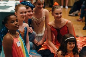 Lincoln Center Offers Free Classes & Performances for Children, Teens, and Adults with Disabilities