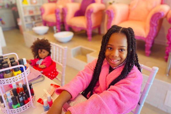 Bronx Kid's Spa Now Offering Doll & Me Services
