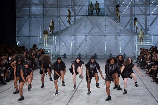 Rick Owens Paris Fashion Week4