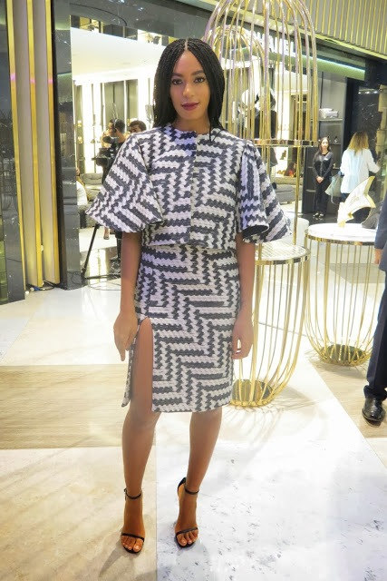 Solange-Dubai-Event-Christian-Siriano-zig-zag-black-and-white-dress-knowles (2)