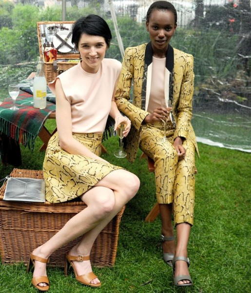 Stella Mccartney Spring 2014 eco-friendly fashion