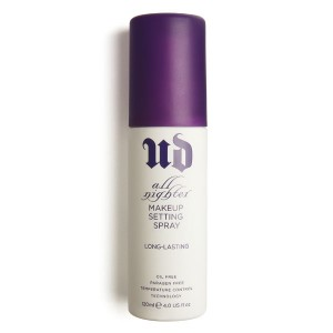 Urban Decays All Nighter Makeup Setting Spray