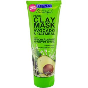 Freemans Avocado and Oatmeal Facial Clay Mask