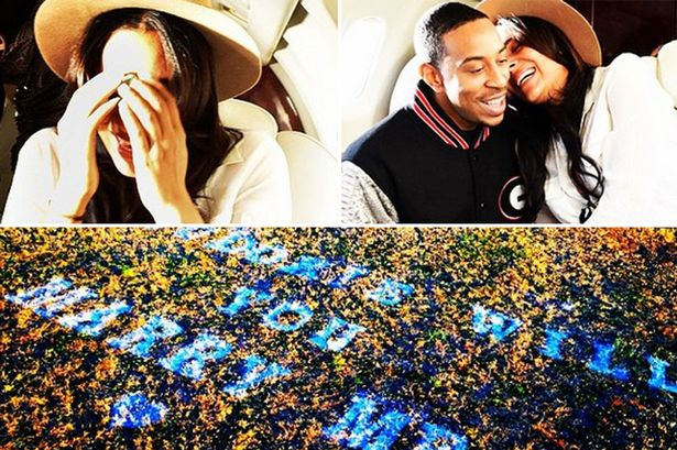 Ludacris proposal