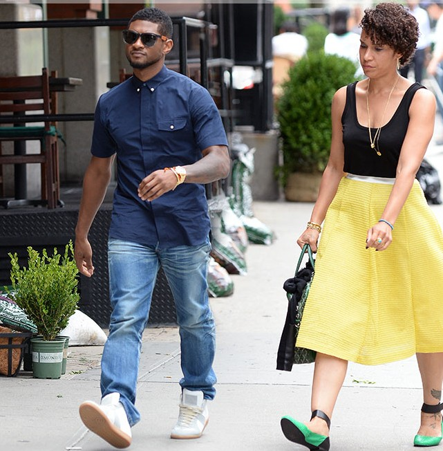 Usher-and-Grace-Miguel-in-NYC