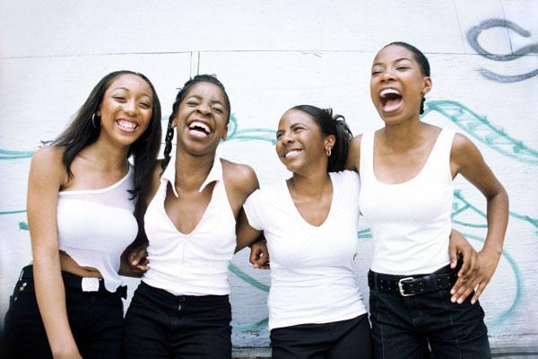 black women friends, sisterhood