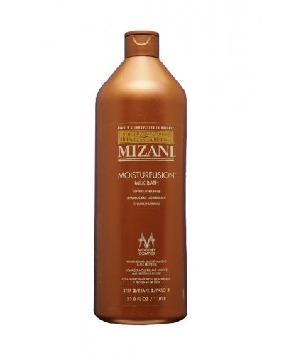 Mizani Moisturfusion Milk Bath Shampoo