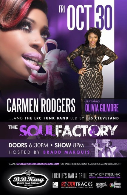 Carmen Rodgers Flyer