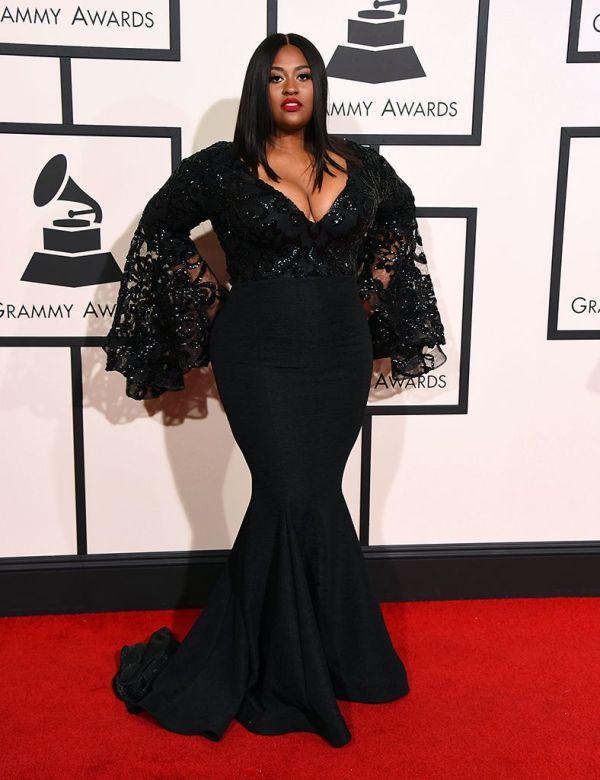 Jazmine Sullivan- Grammys 2016