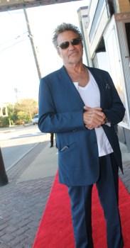 Honoree actor Martin Kove