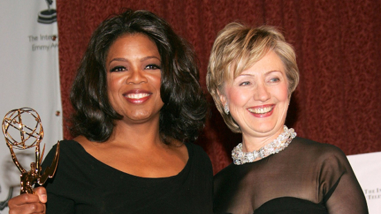oprah and Hillary 1
