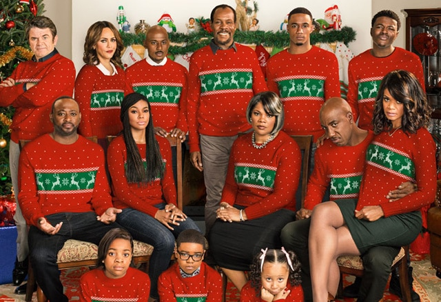 Almost Christmas Jessie Usher.Almost Christmas Is A Classic Holiday Movie Review Bronze