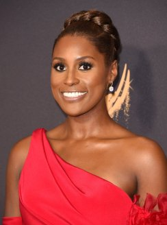 Issa Rae-2017 Emmy-Awards