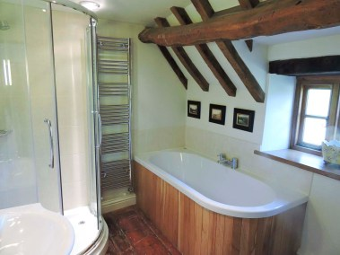 Brook Cottage Bathroom