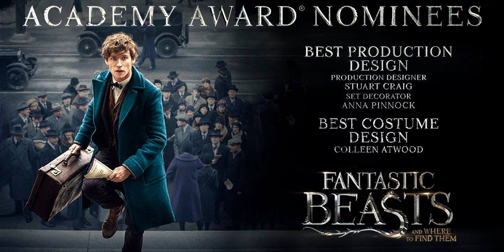 Fantastic Beasts nominations