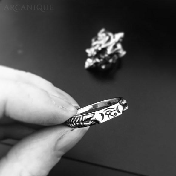 ARCANIQUE-ring-Horus