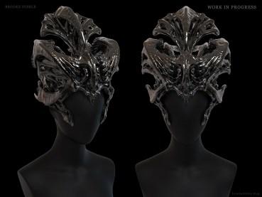 BrookeDibble-headdressWIP