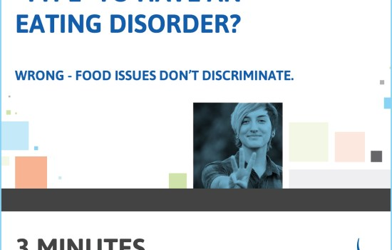 NEDA Week: Get Screened for an Eating Disorder
