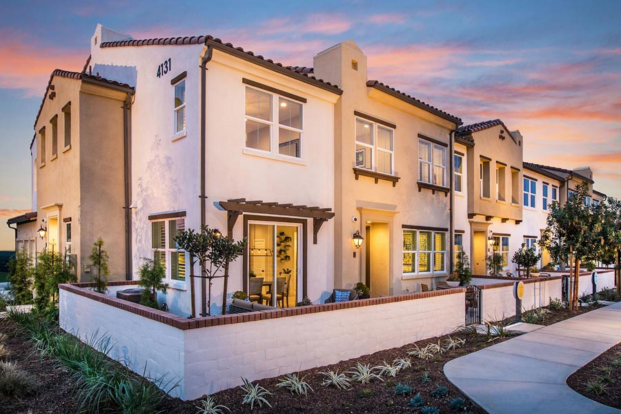 Large Townhomes Sale