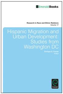 Hispanic Migration and Urban Development book cover