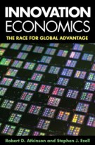 Innovation Economics: The Race for Global Advantage book cover