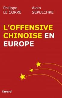 L'offensive chinoise en europe book cover