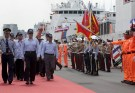 Taipei boosts its defences amid concerns about China's growing footprint in the disputed South China Sea.