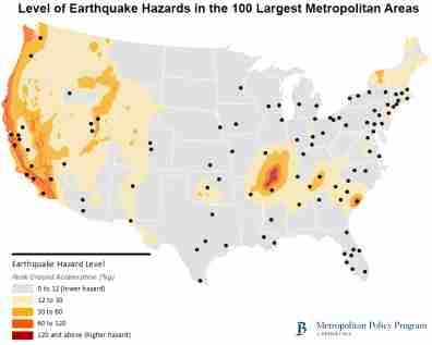 Earthquake Map thumb