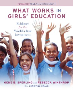 What Works in Girls' Education: Evidence for the World's Best In