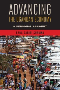 advancing the ugandan economy cover