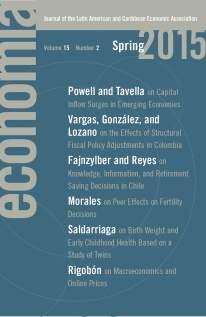Economia Spring 2015