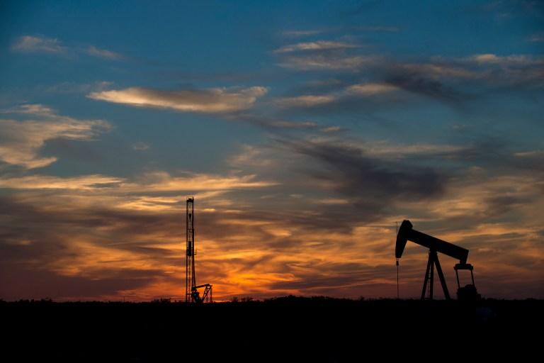 Pump jack, fracking