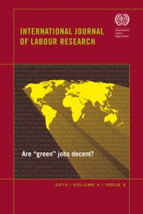 international journal of labour research cover