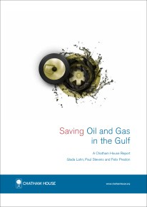 saving oil and gas in the gulf cover