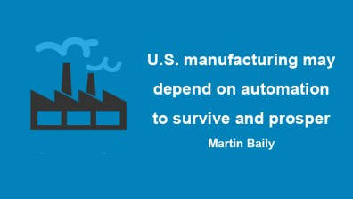 What are the reasons for the U. S. losing their manufacturing base to other countries.?
