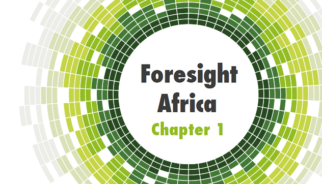 Foresight Africa- Chapter 1
