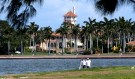 U.S. President Donald Trump's Mar-a-Lago estate in Palm Beach is seen from West Palm Beach, Florida, U.S., as Trump prepared to return to Washington after a weekend at the estate, March 5, 2017. REUTERS/Joe Skipper - RTS11K99