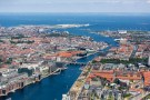 Aerial Photo of the Copenhagen Port (Photo credit: Ole Malling)