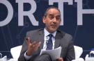 Tarik Yousef speaks at Sharq Forum